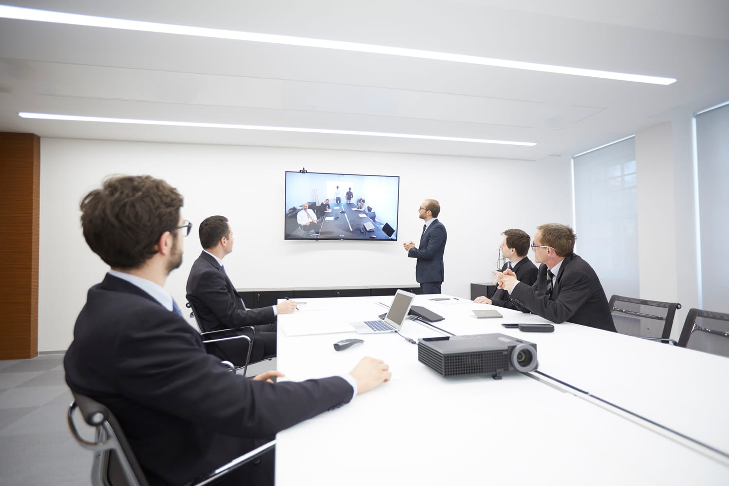 Videoconference at XY London